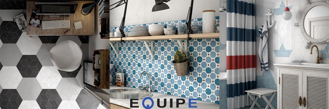 Ceramic tile EQUIPE