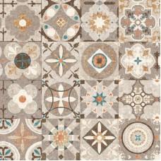 Декоративная плитка Age Art Ceramics Patchwork Beige 60x60 см, толщина 10 мм