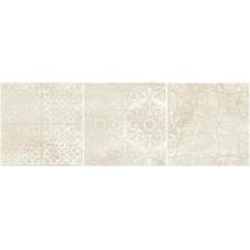 Декоративная плитка Aparici Belour Ivory Fold 20.2x59.5 см, толщина 9.5 мм