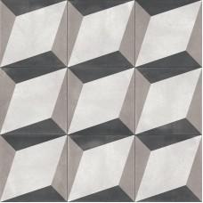 Декоративная плитка Aparici Bondi Blocks Nat. 59.2x59.2 см, толщина 10.4 мм