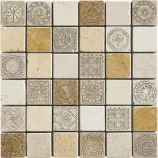 мозаика Arezia Vogue Decor Beige 30x30 см