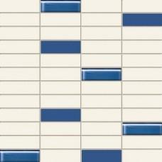 мозаика Arte Joy Blue Glass Rectangular 29.8x29.8 см