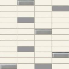 мозаика Arte Joy Grey Glass Rectangular 29.8x29.8 см