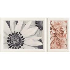 Декоративная плитка Arte Joy Wave Grey Str 2 22.3x44.8 см