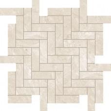 мозаика Arte Sarda White 29.8x29.8 см