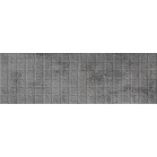 Декоративная плитка Atlantic Tiles Won Lokta Graphite 29.5x90 см