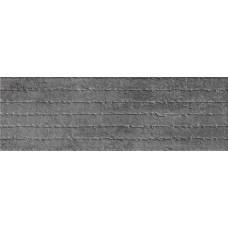 Декоративная плитка Atlantic Tiles Won Washi Graphite 29.5x90 см