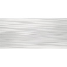 Декоративная плитка Atlas Concorde 3D Wall Flows White Matt 50x110 см, толщина 11 мм