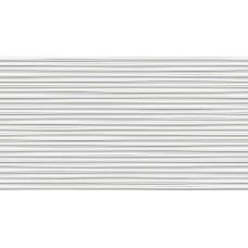 Декоративная плитка Atlas Concorde 3D Wall Line White Matt 30.5x56 см, толщина 10.5 мм