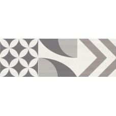 Декоративная плитка Aurelia Flou Decoro Patchwork 20x60 см, толщина 8 мм