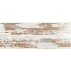 Декоративная плитка Azulev Clarity Decor Paint Marfil 25x65 см
