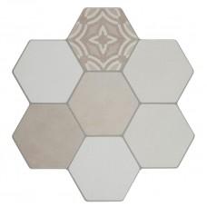 Фоновая плитка Azuliber Cursa Crema 40x40 см