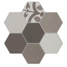 Фоновая плитка Azuliber Cursa Gris 40x40 см