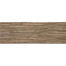Декоративная плитка Baldocer Kaliva Nogal 33.3x100 см