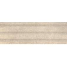 Декоративная плитка Baldocer Leeds Pompeya Taupe Rectificado 30x90 см