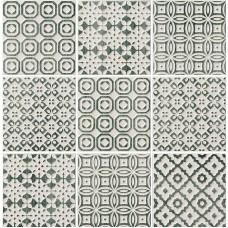 Декоративная плитка BayKer Batik Deco Bosco 10x10 см, толщина 7 мм