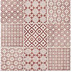 Декоративная плитка BayKer Batik Deco Ciliegia 10x10 см, толщина 7 мм