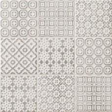 Декоративная плитка BayKer Batik Deco Peltro 10x10 см, толщина 7 мм