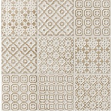 Декоративная плитка BayKer Batik Deco Tortora 10x10 см, толщина 7 мм