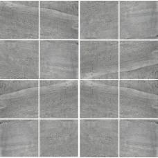 мозаика Casa Dolce Casa Stones And More Burl Gray Mos.Glossy 30x30 см, толщина 6 мм