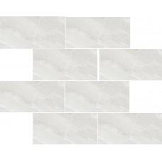 мозаика Casa Dolce Casa Stones And More Burl White Mur. Glossy 30x30 см, толщина 6 мм