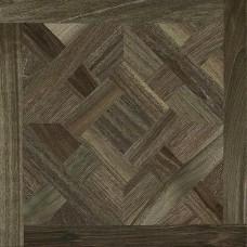 Декоративная плитка Casa Dolce Casa Wooden Tile Of Cdc Wooden Decor Walnut 80x80 см, толщина 10 мм