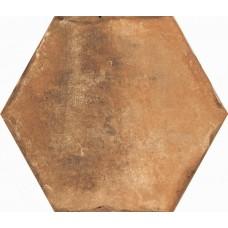 Фоновая плитка Casabella Insieme Esagona Cotto 34x40 см, толщина 10 мм