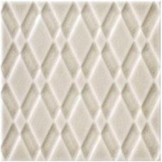 Декоративная плитка Ceramiche Grazia Maison Argent Pigalle Craq 20x20 см, толщина 10 мм