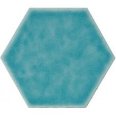 Фоновая плитка Cerasarda Sardinia Acqua Esagona 25.4x29.4 см, толщина 10.5 мм