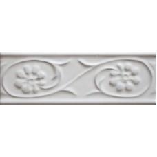 Декоративная плитка Cevica Paris Petalos Blanco 5x15 см, толщина 8.5 мм