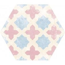 Фоновая плитка Codicer Heritage Hex 25 Hex25 22x25 см