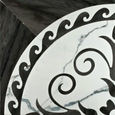 панно Colorker Bellagio Dark Angulo Pulido 58.5x58.5 см