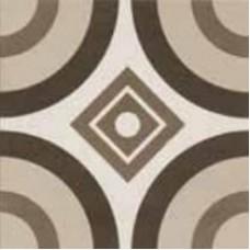 Декоративная плитка Dom Ceramiche Comfort C Beige Circle 25x25 см, толщина 9.99 мм