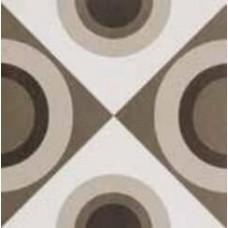 Декоративная плитка Dom Ceramiche Comfort C Beige Eye 25x25 см, толщина 9.99 мм