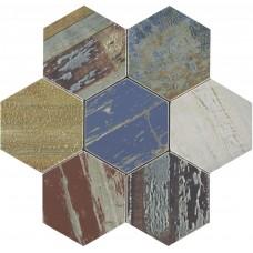 мозаика Dune Mosaico Arte 28x29.5 см, толщина 10 мм