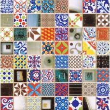 мозаика Dune Mosaico Artisan 28.1x28.1 см, толщина 10 мм