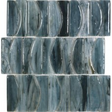 мозаика Dune Mosaico Blues 30.3x34 см, толщина 8 мм