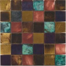 мозаика Dune Mosaico Bronzo 29.8x29.8 см, толщина 8 мм