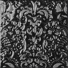 Декоративная плитка Elios Capri Classic Nero 15x15 см, толщина 7.5 мм