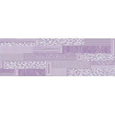 Декоративная плитка Emigres Detroit Chicago Lila 20x60 см
