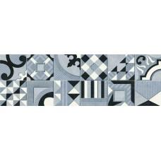 Декоративная плитка Emigres Dover Foro Gris 25x75 см