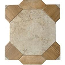 Декоративная плитка Emigres Puzzlemi Cuenca 41.8x41.8 см
