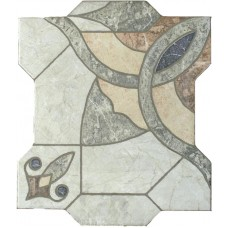 Декоративная плитка Emigres Puzzlemi Santiago 41.8x41.8 см