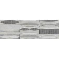 Декоративная плитка Emigres Suite Templo Xl Gris 25x75 см