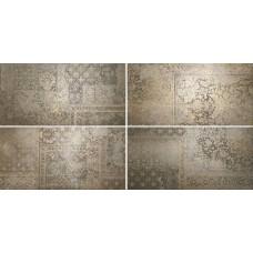Декоративная плитка EnergieKer Agora Gold Art Decor 30.2x60.8 см, толщина 9 мм