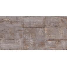 Декоративная плитка EnergieKer Flatiron Decor Silver 61.5x121 см, толщина 9 мм