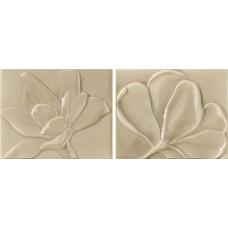 Декоративная плитка Epoca Le Vernis Form Fleurs A B Particuliere 20x25.1 см