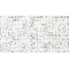 Декоративная плитка Fanal Blocks Decor Blanco 32.5x60 см