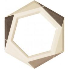 Декоративная плитка Fanal Lino Decor Crema 24.7x21.5 см