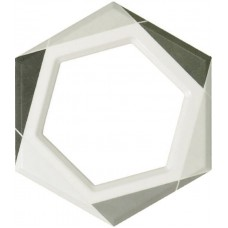 Декоративная плитка Fanal Lino Decor Gris 24.7x21.5 см